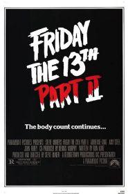 Friday the 13th part 2 /Παρασκευή και 13 μέρος 2 (1981)