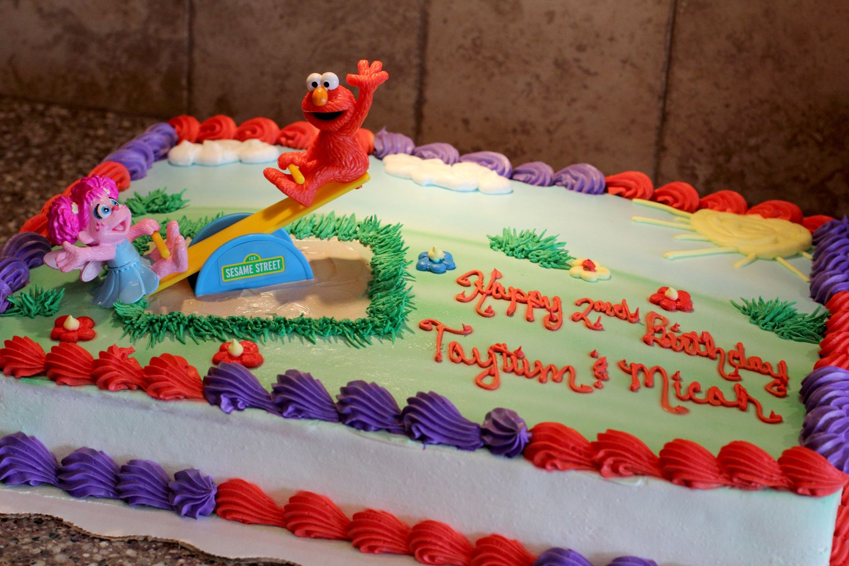 Walmart Elmo Cake Cake Ideas And Designs