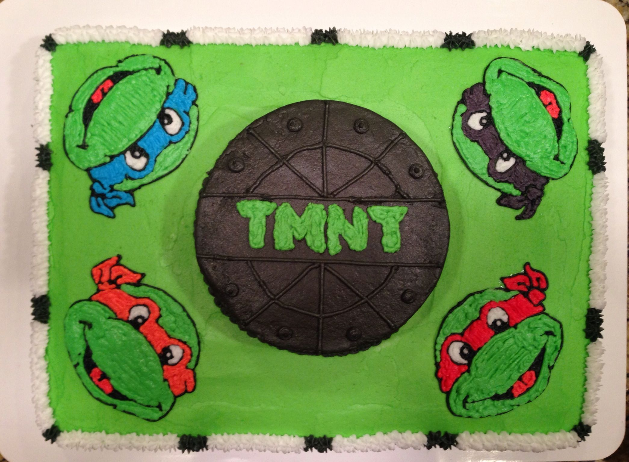 Turtle Cake Ideas For Girls