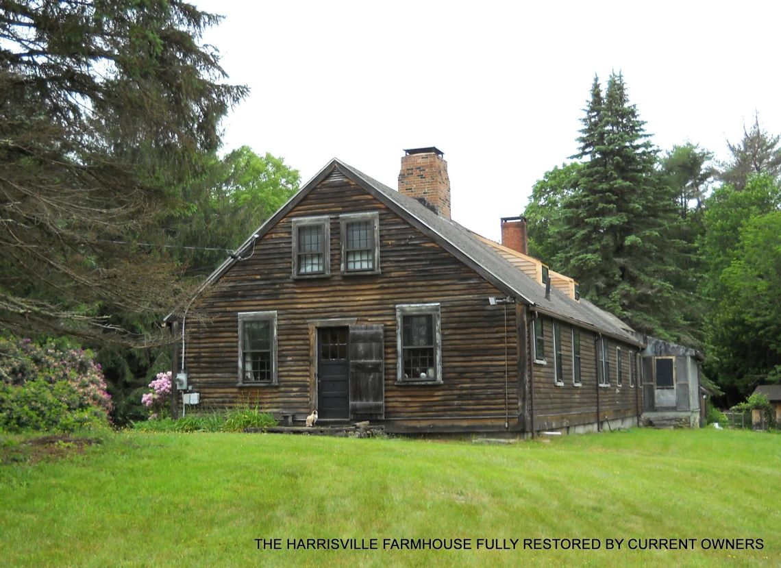 Andrea Perron Farmhouse