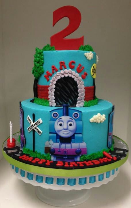 Southern Blue Celebrations Thomas The Train Train Cakes