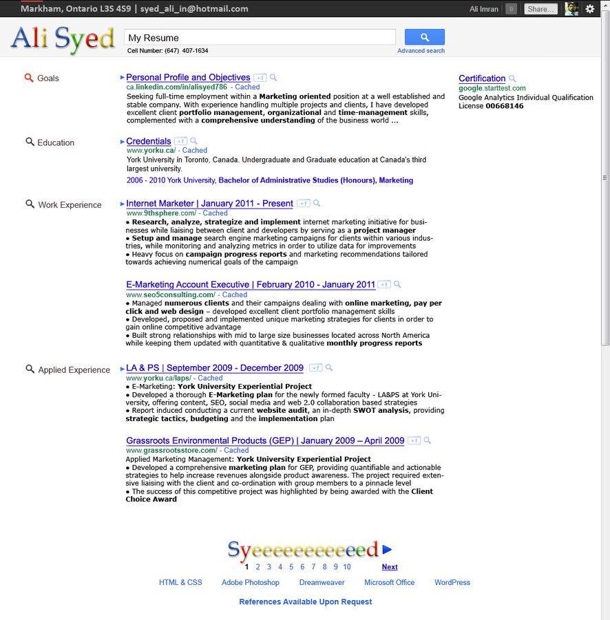 google is my resume google job resumes my free resume cv builder