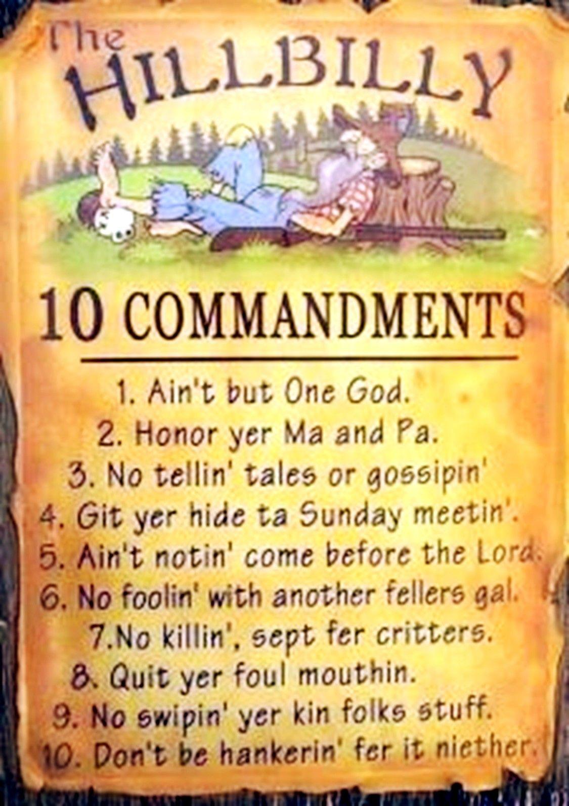 Ten Commandments Quotes Quotesgram