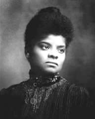 Soror Ida B. Wells-Barnett was a fearless anti-lynching crusader, suffragist, women's rights advocate, journalist, and speaker. She stands as one of our nation's most uncompromising leaders and most ardent defenders of democracy. She was born in Holly Springs, Mississippi in 1862 and died in Chicago, Illinois 1931 at the age of sixty-nine.