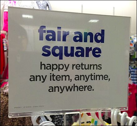 Return Any Item, Any Time, Anywhere Empowers Sales