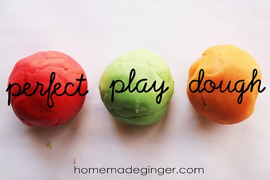 party play dough