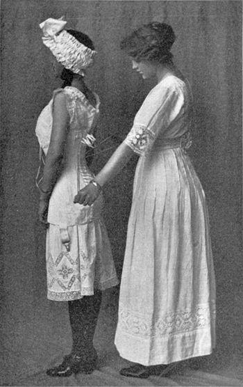 corset vintage