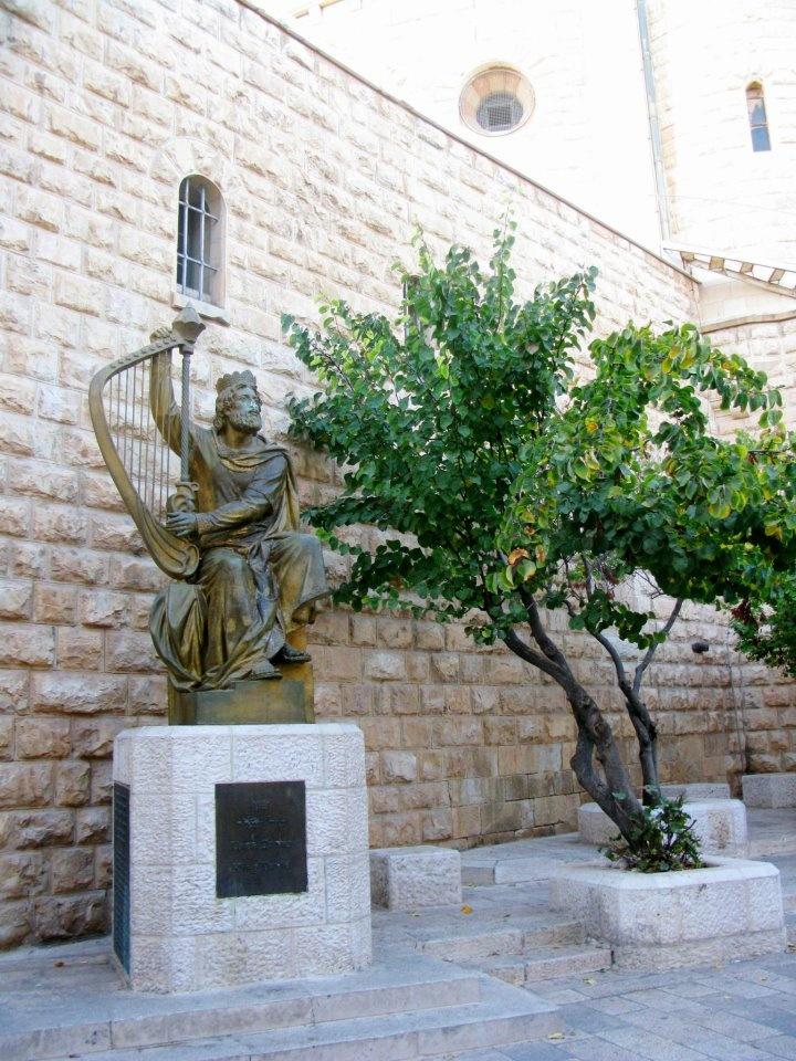 King David ~ Jerusalem