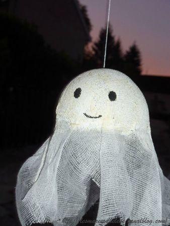 Même pas peur du fantôme !