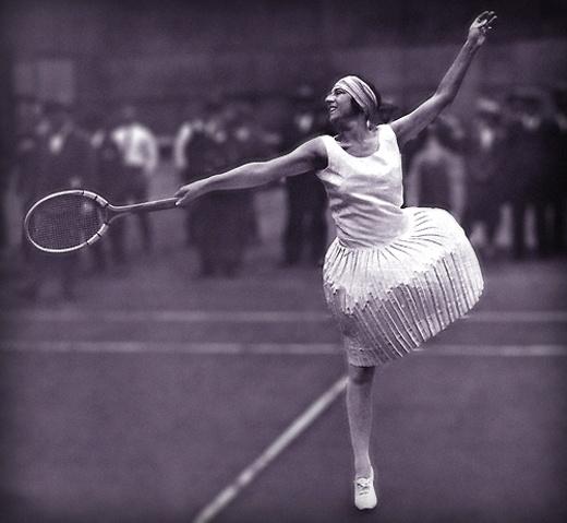 Tennis Chic ... #wimbledonworthy