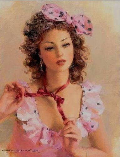 Polkadot Girl