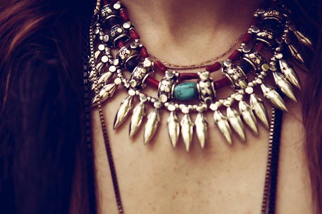Bijoux fantaisie tendance collier créateur en ligne