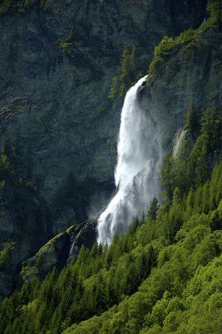 Die Krimmler Wasserfälle - highest waterfalls in Europe