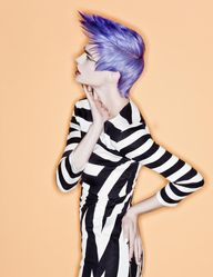 NAHA 2013 Finalist: Hairstylist of the Year James Friesen Photographer: Kale Friesen