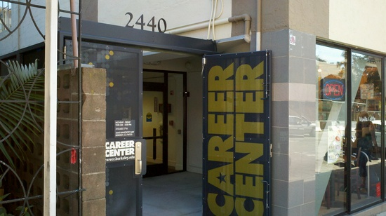 Gateway to the CareerCenter.