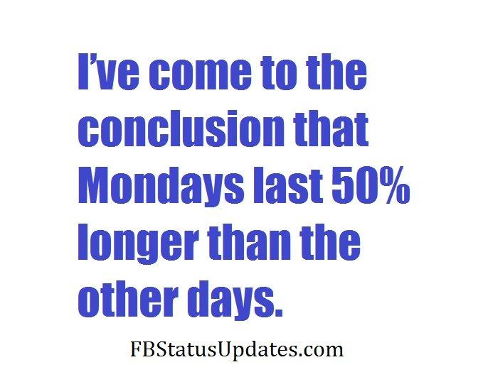 Gotta love Mondays #humor