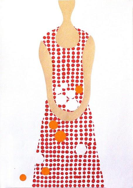 La ragazza con le arance