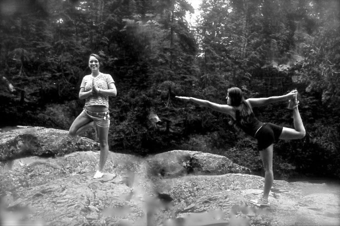 """Love Potion: How Yoga Blew Open My Imperfect Heart. ~ Jeannine Ouelletteon ~ Jul 11, 2013 ~ """"The love between us was always there—I knew that—but practicing yoga brought it to the surface in a way that made me cry again and again. I began to understand that wonderful need not be perfect..."""""""