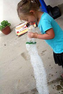 bubble snake