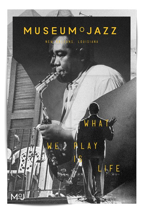 Museum o Jazz - What we play is life