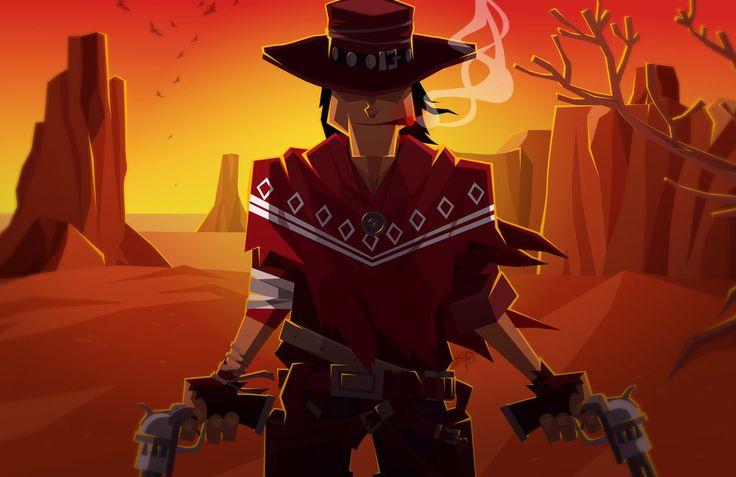 Gunslinger(final) by placitte2012.devi... on @deviantART