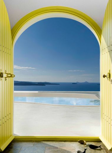 Astra Luxury Villa Santorini #Greece