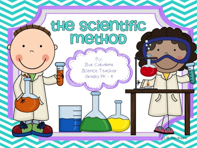The Scientific Method - Freebie!