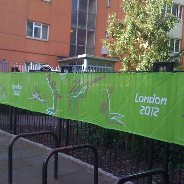 2012 Olympic Pictogram