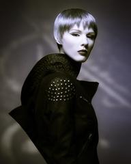 NAHA 2013 Finalist: Hairstylist of the Year Sal Misseri Photographer: Babak