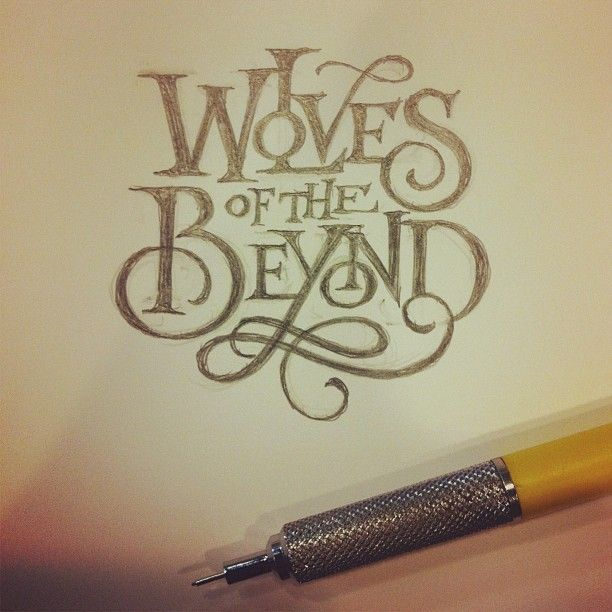 Wolves of the beyond by Matthew Tapia.