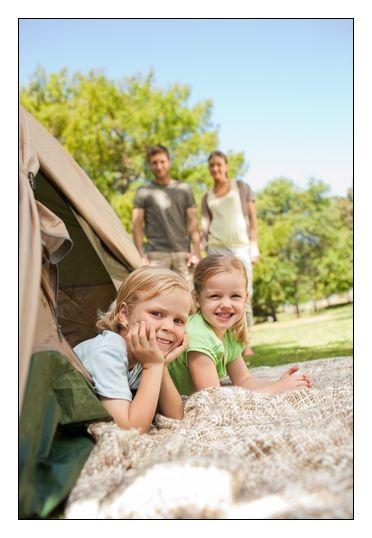 Family Camping Tips | The Balancing Act