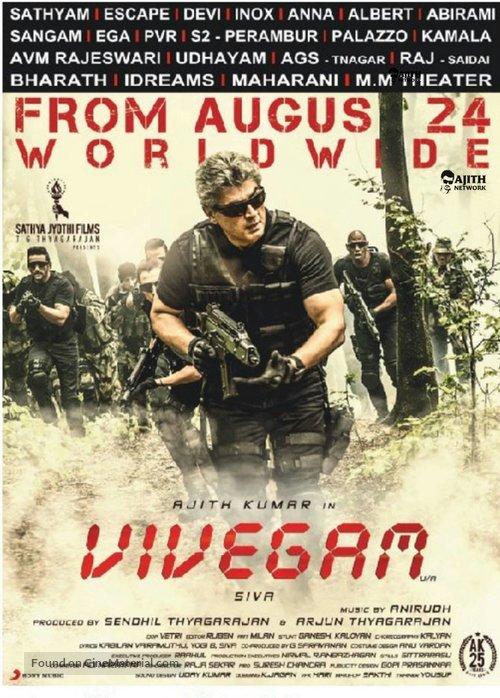 Download Vivegam full movie in hindi dubbed 360p & 480p & 720p