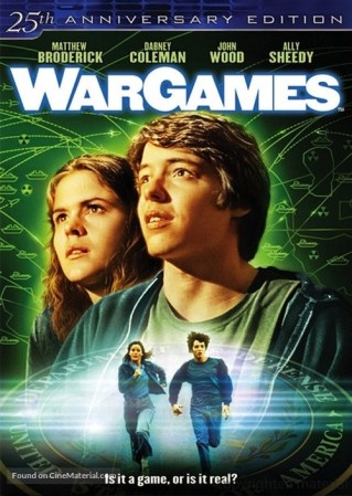 Image result for WAR GAMES MOVIE POSTER