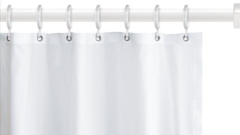 hewi shower curtain rail 801 34 4s
