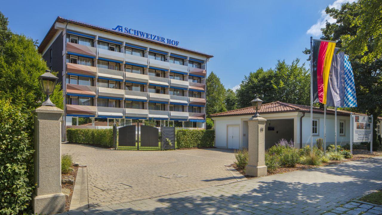 Hotel Schweizer Hof Bad Fussing Holidaycheck Bayern Deutschland