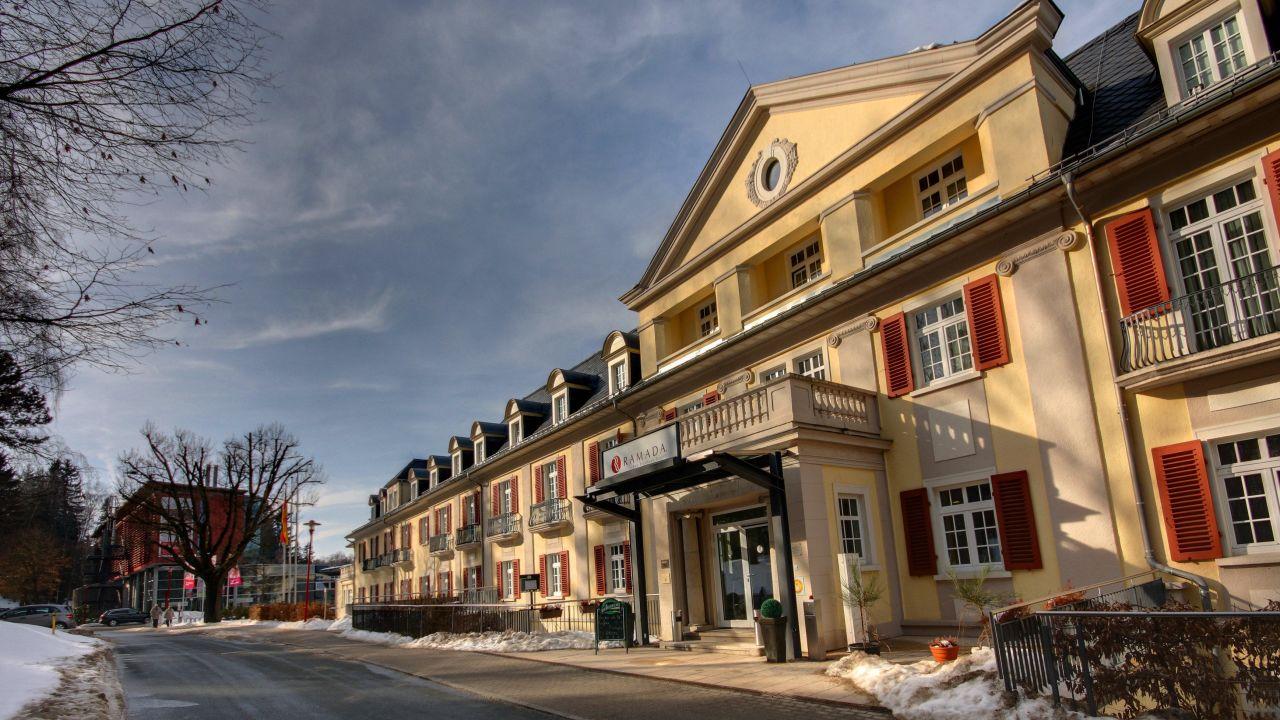 Sante Royale Hotel Bad Brambach Holidaycheck Sachsen Deutschland