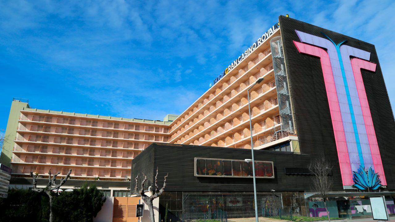 Hotel H TOP Grand Casino Royal Lloret De Mar 3 HRS