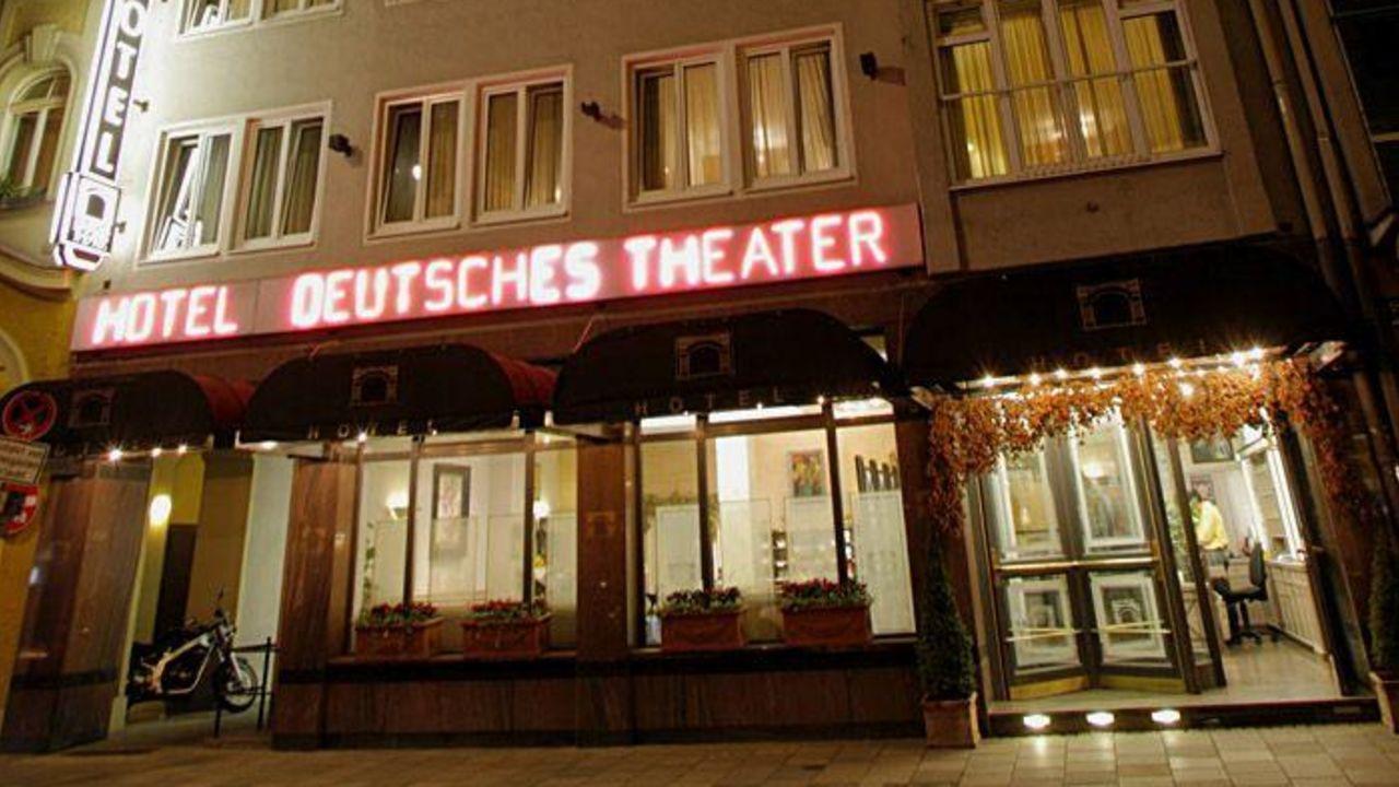 Hotel Deutsches Theater Munchen Holidaycheck Bayern Deutschland