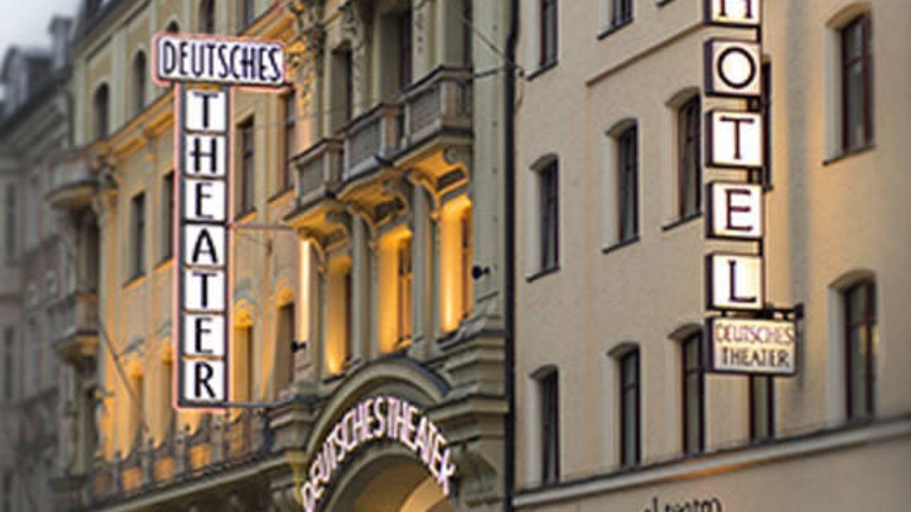 Hotel Deutsches Theater Stadtzentrum Munchen Holidaycheck Bayern Deutschland