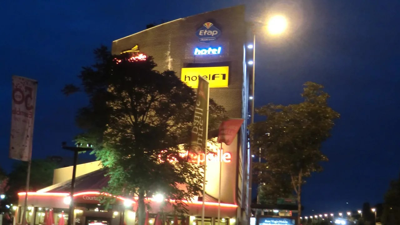 Hotel Formule 1 Gennevilliers Asnieres Gennevilliers Holidaycheck Grossraum Paris Frankreich