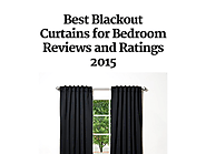 Best Blackout Curtains for Bedroom Reviews and Ratings 2015