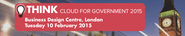 Cloud Conference 2015 | Think Cloud For Government 2015