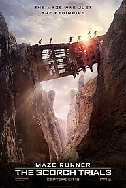 Maze Runner: The Scorch Trials (September 18)