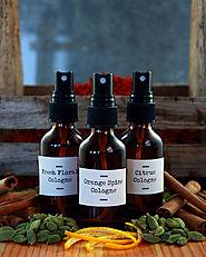Making Botanical Perfumes & Colognes