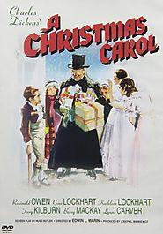 Period Dramas: Christmas Classics | A Christmas Carol (1938)