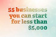 Przedsiębiorcza czytelnia #5 | Need a Business Idea? Here are 55
