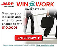 WIN@Work Sweepstakes