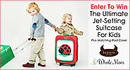 Beatrix Wheelie Bag for Kids Giveaway, sponsored by Whole Mom ends 1/13/16