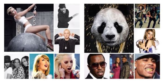 Headline for The Worst Number One Songs of the 21st Century - So Far