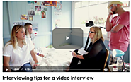 Interviewing tips for a video interview - ABC online education